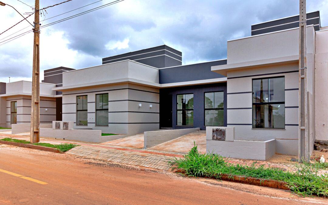 Casas Geminadas - tendência na arquitetura